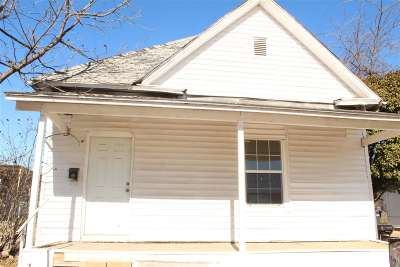 Ardmore, Lone Grove Single Family Home For Sale: 209 NW 3rd