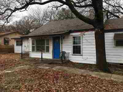 Ardmore, Lone Grove Single Family Home For Sale: 25 Canyon Road