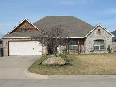 Ardmore OK Single Family Home For Sale: $177,500