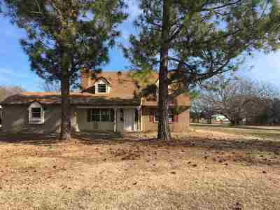 Ardmore OK Single Family Home For Sale: $86,000