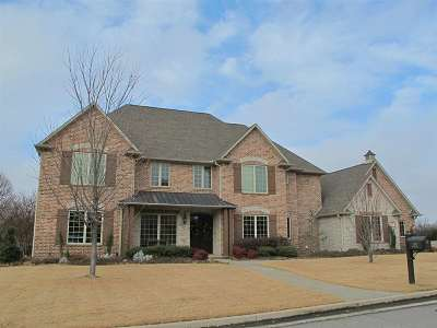 Single Family Home For Sale: 609 Pinehurst