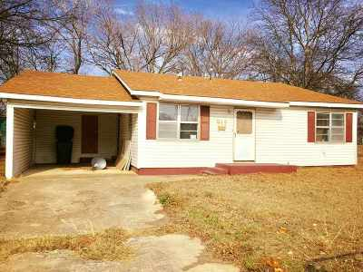Ardmore OK Single Family Home New: $35,000