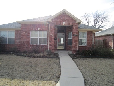 Ardmore OK Single Family Home New: $155,900