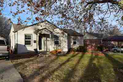 Ardmore Single Family Home New: 721 Cherry