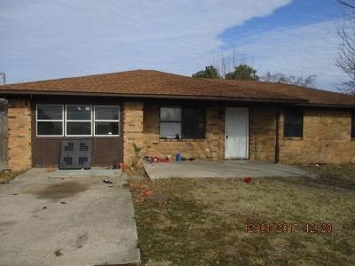 Springer Single Family Home New: 178 Chad Street