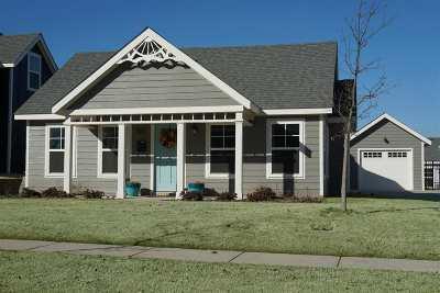 Single Family Home For Sale: 805 McLish