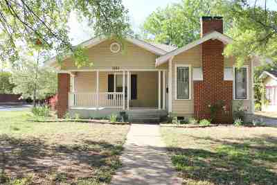 Ardmore Single Family Home New: 1102 Bixby