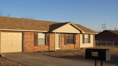 Single Family Home For Sale: 1104 N B Street