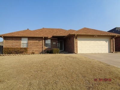 Single Family Home For Sale: 1916 Red Oak Drive