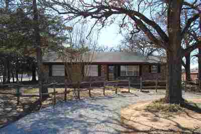 Single Family Home For Sale: 1800 Springdale Road