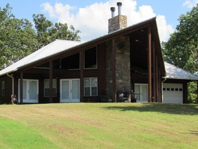 Single Family Home For Sale: Lots 30 & 31 County Road