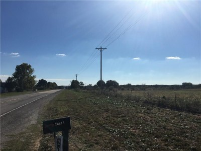 Thackerville Residential Lots & Land For Sale: 20140 Hw 77