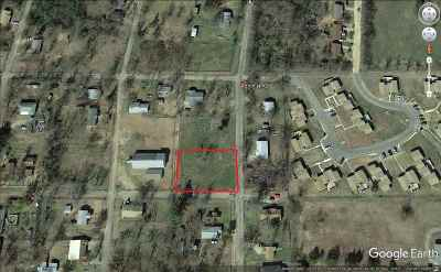 Hugo Residential Lots & Land For Sale: 802 S H Street