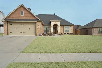 Ardmore OK Single Family Home For Sale: $222,000