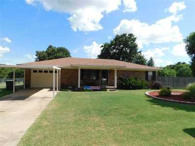 Healdton Single Family Home For Sale: 260 Hamons