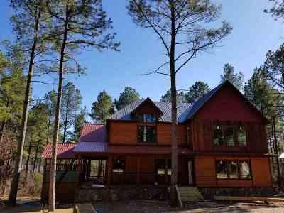 Single Family Home Back On Market: Lot 6 Pine