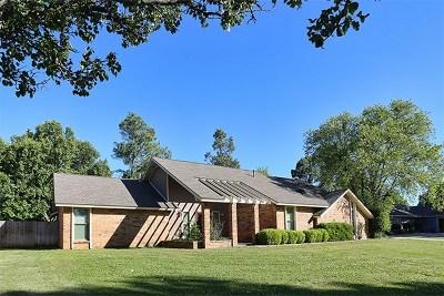 Garvin County Single Family Home Pending: 1319 Alvera Lane
