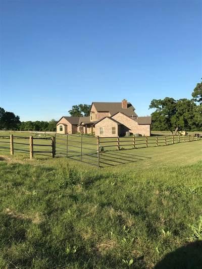 Residential Acreage New: 655 McGiboney Rd