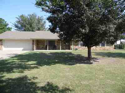 Ardmore OK Single Family Home For Sale: $199,900