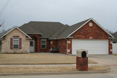 Ardmore OK Single Family Home New: $192,900