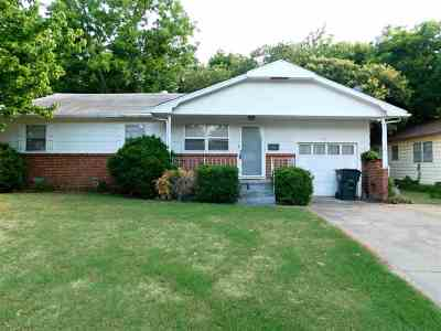 Healdton Single Family Home Pending: 296 Ruth