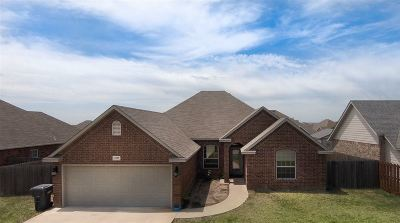 Ardmore OK Single Family Home New: $195,000