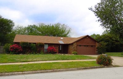 Ardmore OK Single Family Home New: $165,000