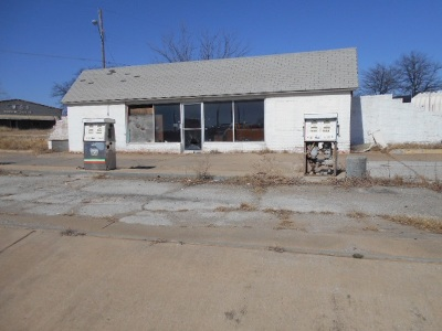 Carter County Commercial For Sale: 1601 Sam Noble Parkway