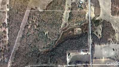 Thackerville Residential Lots & Land For Sale: 19400 Tabler Road