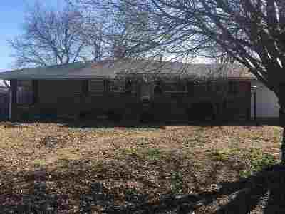 Ardmore OK Single Family Home For Sale: $90,750