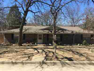 Ardmore OK Single Family Home For Sale: $168,500