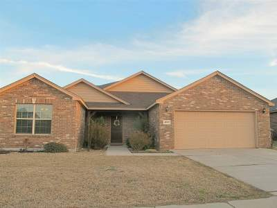 Ardmore OK Single Family Home For Sale: $187,900