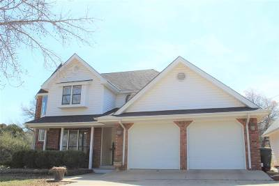 Ardmore OK Single Family Home For Sale: $189,900