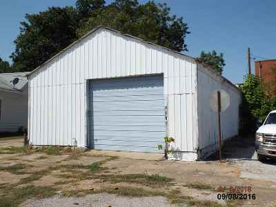 Carter County Commercial For Sale: 301 SE C