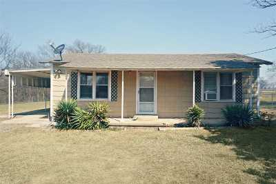 Ardmore OK Single Family Home For Sale: $53,500