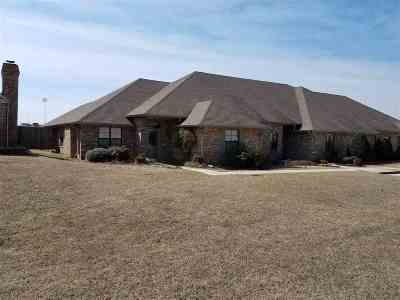 Ardmore OK Single Family Home For Sale: $175,000