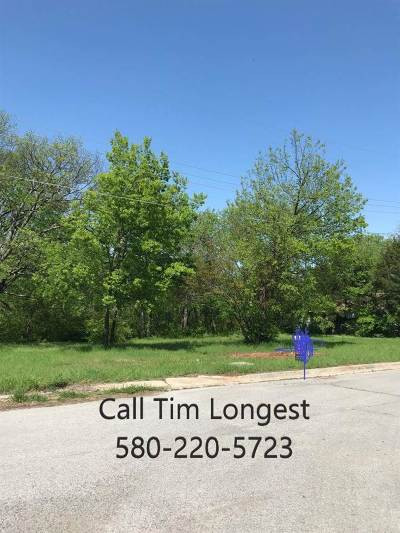 Carter County Residential Lots & Land For Sale: 221 NW 13th Street