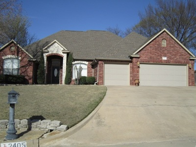 Ardmore OK Single Family Home For Sale: $316,900