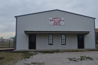Marietta Commercial For Sale: 301 N Bell Street