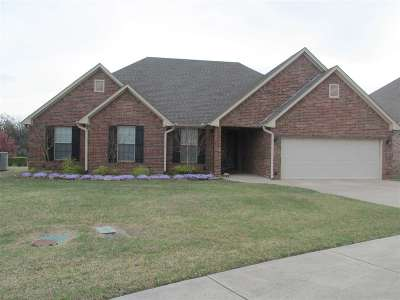 Single Family Home For Sale: 836 Sunset Court