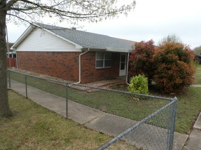 Ardmore OK Single Family Home For Sale: $84,500