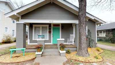 Ardmore Single Family Home For Sale: 410 SW K Street