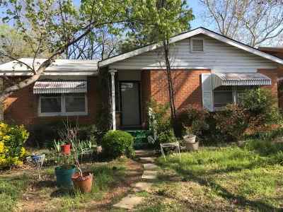 Ardmore Single Family Home For Sale: 1809 7th