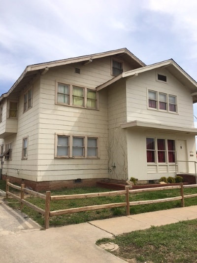 Ardmore Single Family Home New: 605 W Main