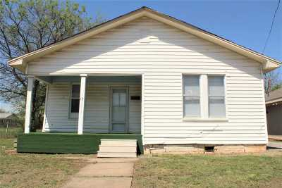 Ardmore Single Family Home New: 17 NE 6th Street