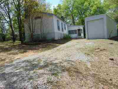 Burneyville Single Family Home Pending: 5 Neches Place