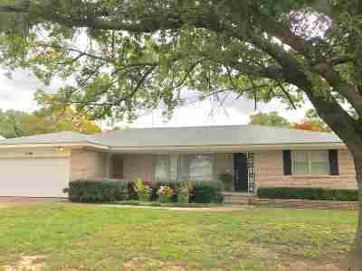 Ardmore OK Single Family Home New: $175,900