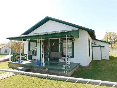 Healdton Single Family Home For Sale: 81 Kewanee
