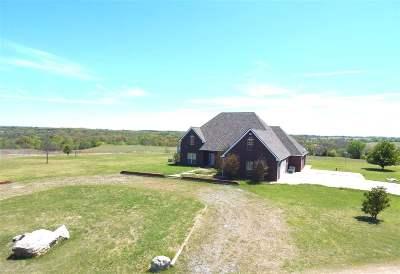 Residential Acreage Pending W/Contingencies: 656 N County Road