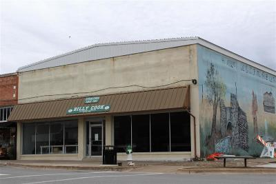 Commercial For Sale: 219 W Muskogee
